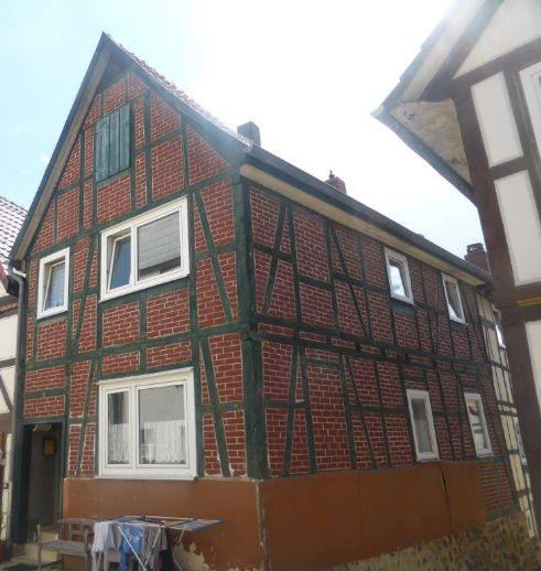 *** Ein- Zweifamilienhaus direkt in Felsberg zu verkaufen ***