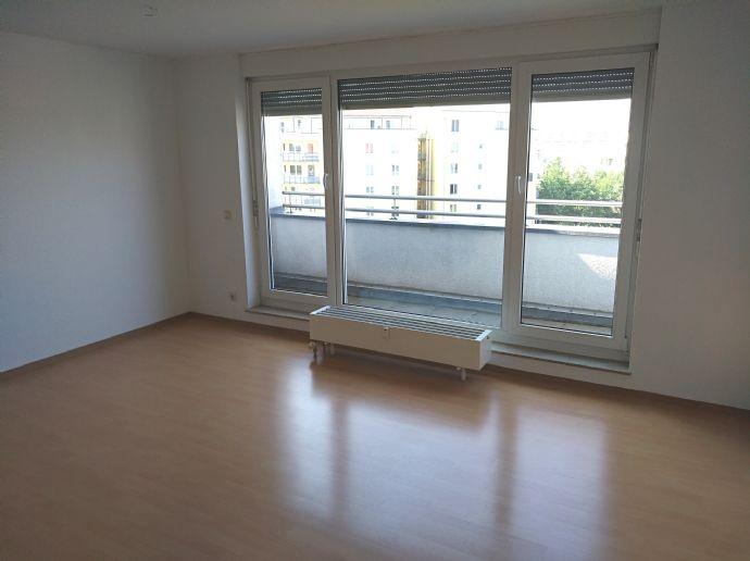 2-Raum-Maisonette-Wohnung mit Balkon im Süden von Halle