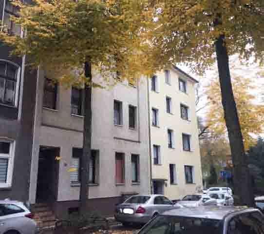 Erdgeschosswohnung in gepflegtem Altbau - Bochum-Hamme