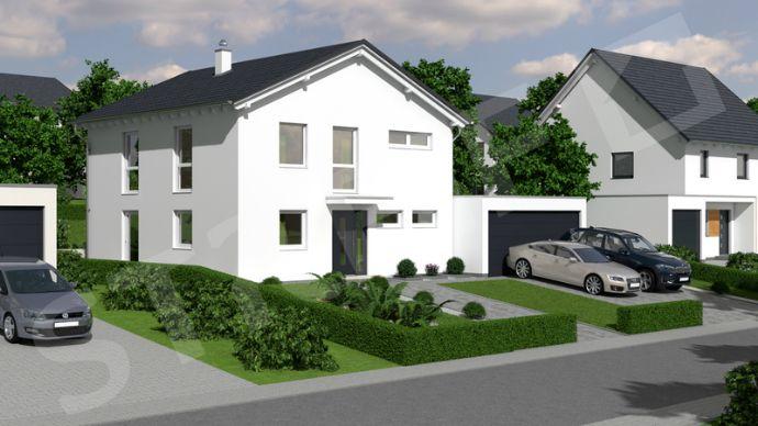 Modernes Einfamilienhaus im Ortskern von Bubesheim!