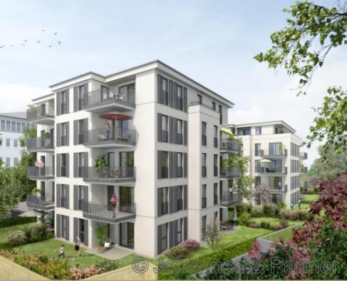 Schöne 2 Zimmer-Wohnung mit großem Balkon und EBK
