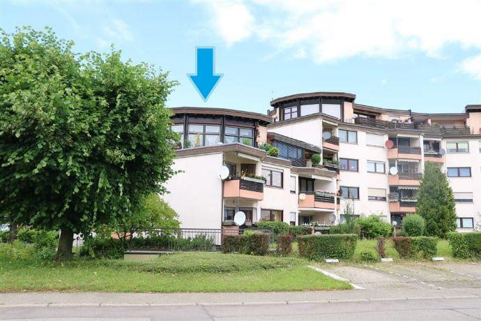 Tolle 3-Zi -Attika-Wohnung in Efringen-Kirchen