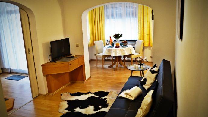 2 Zinmer Apartment mit Balkon und herrlichem Blickab 01.07.2020 verfügbar