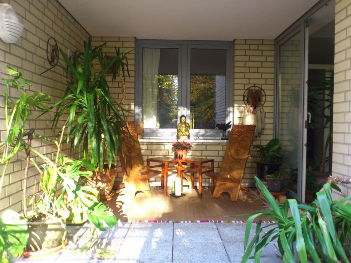 charmante 2-Zimmer Wohnung am Bürgerpark zum 31.10.