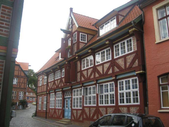 2,5 Zi. Wohnung in der Lauenburger Altstadt