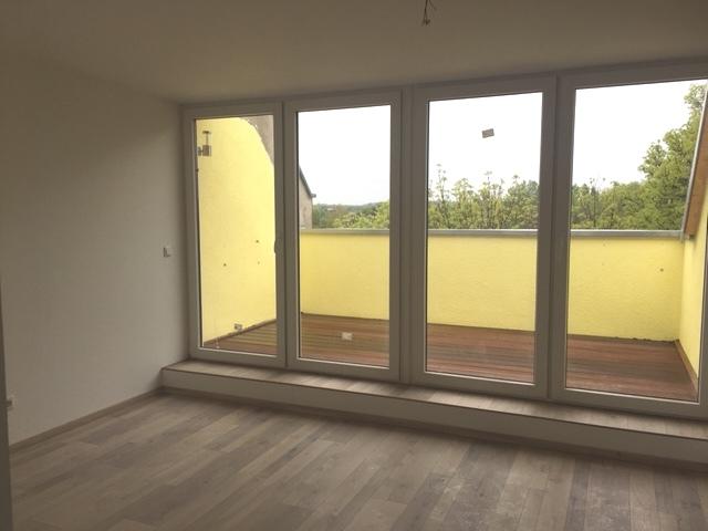 Moderne 3-Zimmer-Wohnung mit Logia - Erstbezug