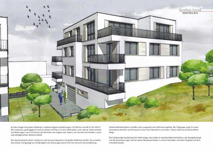 Excklusive 3-Zimmer Eigentumswohnung