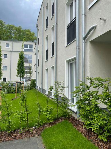 Wohnen am Schlossgarten 2 Raumwohnung