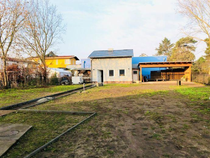Ideales Grundstück für Einfamilienhaus in Mahlsdorf