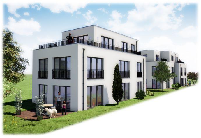 Neubau Maisonette Wohnung mit großer Dachterrasse