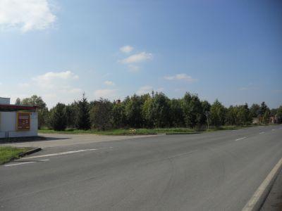 Linke Grundstücksseite