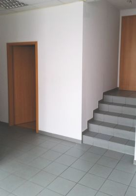 Zugang zu den Serviceräumen