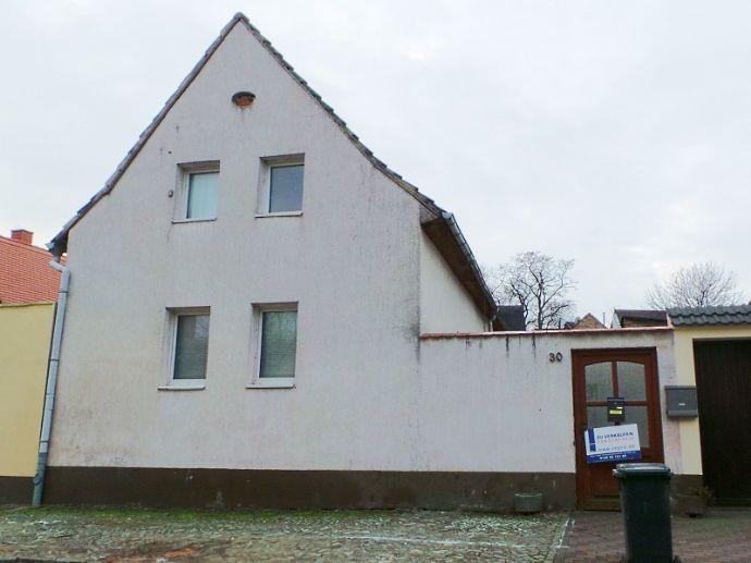 Einfamilienhaus in Plötzkau