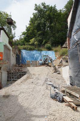 Bauplatz wartet auf Baubeginn in Ludwigsburg - Hoheneck