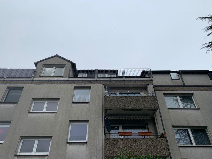2,5 Zimmerwohnung mit großer Dachterrasse