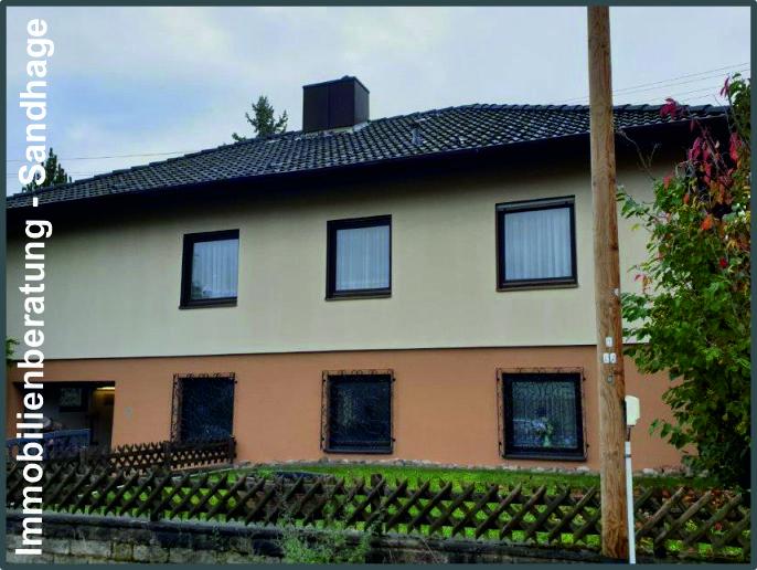 Freistehender Familienbungalow in sehr ruhiger und exklusiver Lage in Höchberg