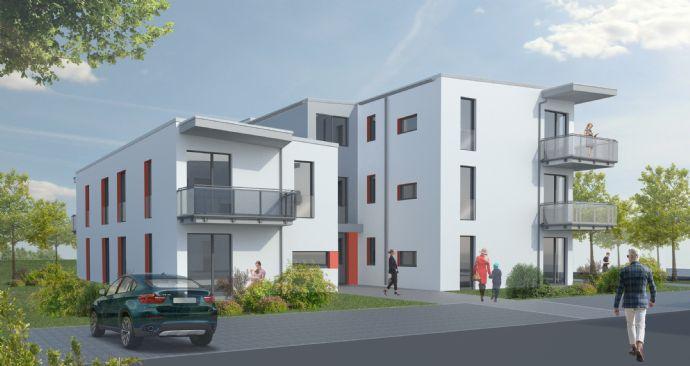 Familien aufgepasst! Moderne 4-R-Wohnung mit Terrasse, Gartenanteil, Keller, Rollläden etc.