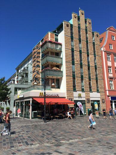 ROSTOCK - mitten in der Altstadt