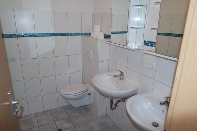 Gäste-WC Einliegerwohnung OG