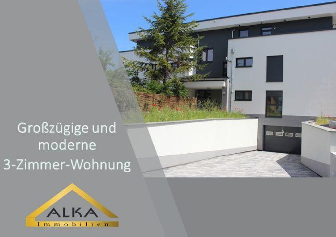 Großzügige und moderne 3-Zimmer-Wohnung in Kassel-Kirchditmold