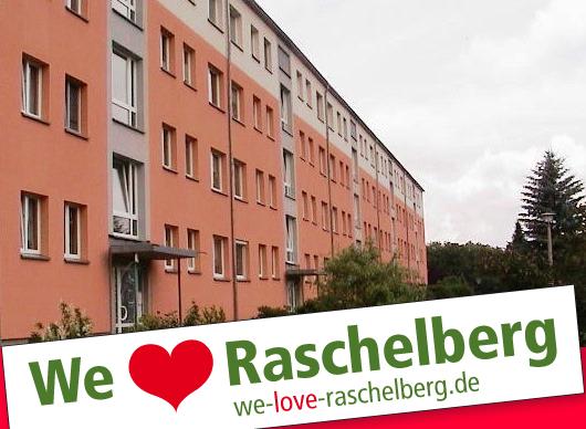 Wohnen im Grünen 3-Raum-Wohnung mit