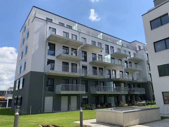 Erstbezug: stilvolle 3-Zimmer-Wohnung mit EBK und Balkon in Wesseling