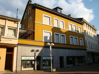 Gepflegtes Wohn- und Geschäftshaus in 1a Lage von Werdohl