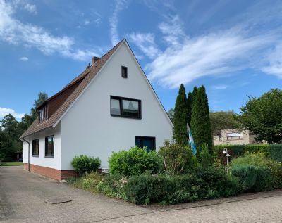 Haus auf großem Grundstück in Ottersberg - Zentrum