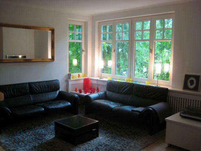 Schmuckstück im Hardtwald! Einfamilienhaus mit 5 Zi., EBK, 3 Bäder und Garage in sehr schöner Lage!