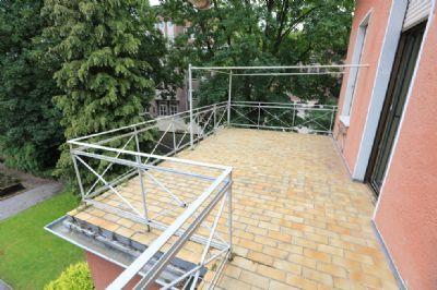 Balkon / Dachterrasse 1. Obergeschoss