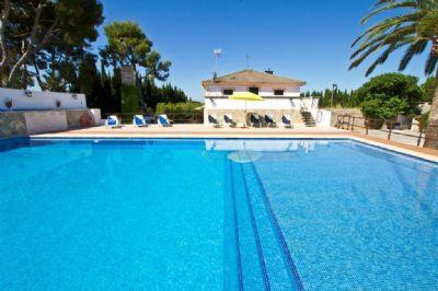 Ferienfinca mit Privatpool für 9 Personen im Norden Mallorcas