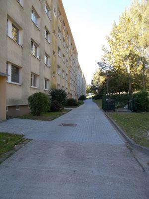 Gehweg vor dem Haus