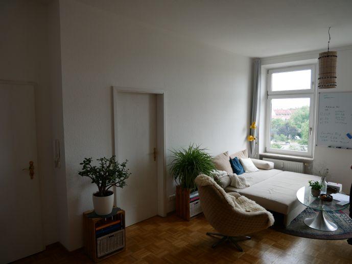 Sonnige 2-Zimmer-Wohnung in Zentrumsnähe Bad