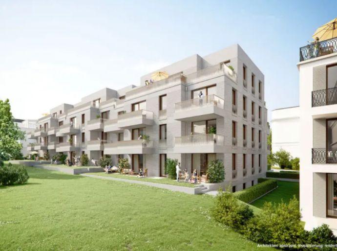 Harvestehuder Weg Kompaktes Single-Appartement mit