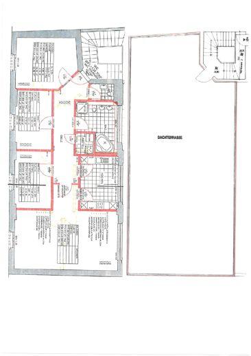 4-R-Dachgeschosswohnung super City - Lage