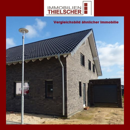 Neubaugebiet Übach-Palenberg: Freistehendes Einfamilienhaus mit Garage