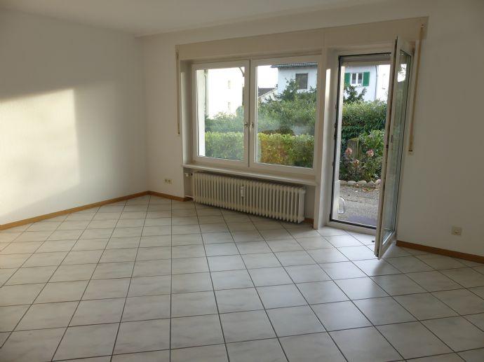 Grenzach-Wyhlen helle 3.5 Zimmerwohnung im Erdgeschoss mit Terrasse