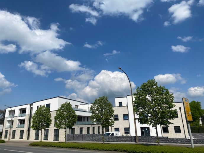 barrierefreie Neubau-Penthousewohnung am City-Carré Ahlen, KfW-Effizienzhaus 55