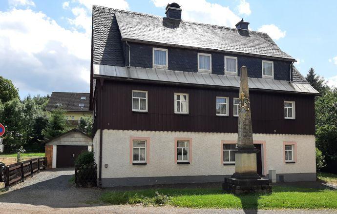 Immobilie im Erzgebirge in Altenberg