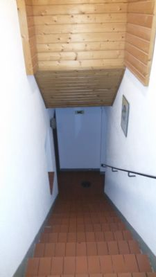 Treppenhaus zum Keller