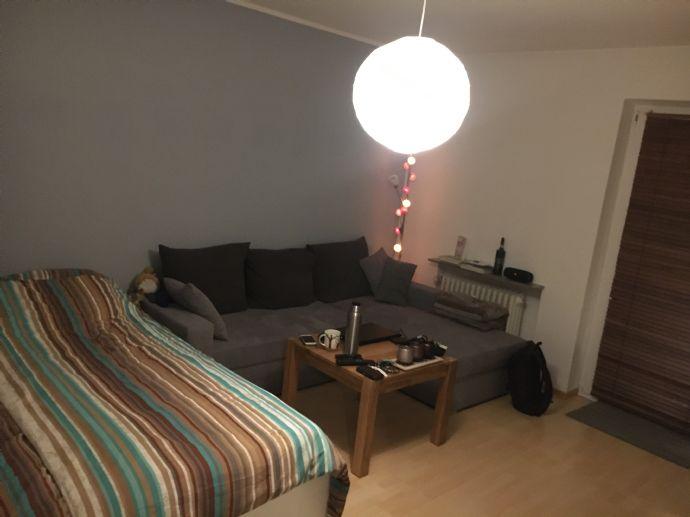 Hochwertige 1 Zimmerwohnung nähe Wöhrder Wiese in ruhiger Seitenstraße