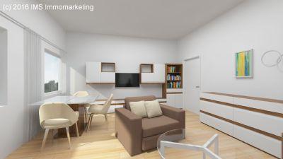 Illustr. Wohnzimmer