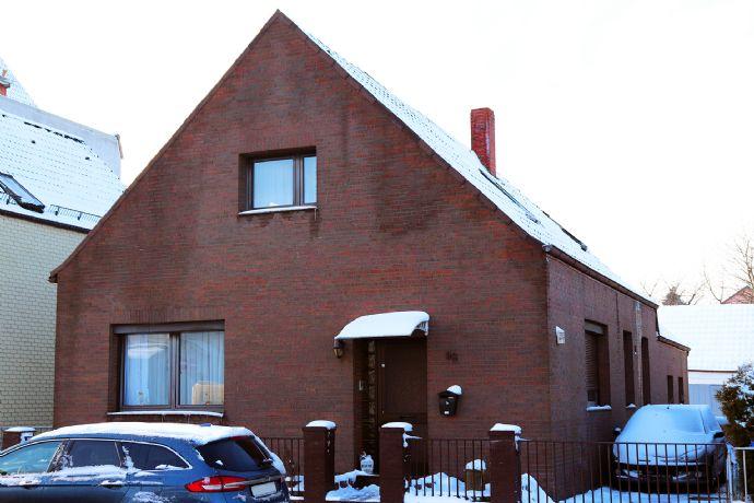 Gemütliches Einfamilienhaus in Vegesack-Mitte