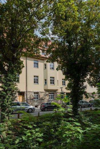 3 R Wohnung im EG (hochparterre) in beliebter Wohnlage mit Stellplatz