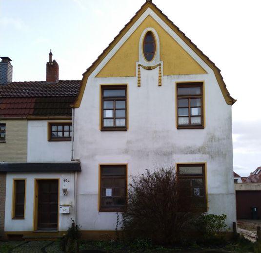 Doppelhaushälfte - Nordenham