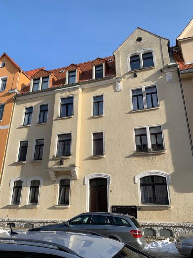 2 - Raum - Wohnung mit kleinem Balkon