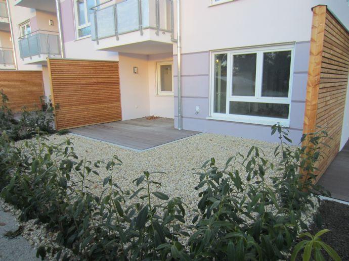 Barrierefrei - Erstbezug - 2-Zimmer-Terrassen-Wohnung (WE 3, TG 7)