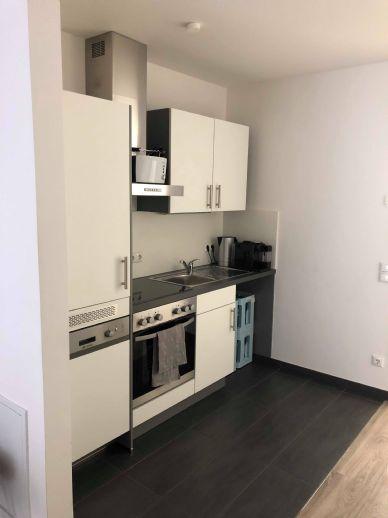Perfekte Aufteilung auf 60 m² und 2 Zimmer. Hier ist man zuhause!