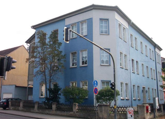 2 Raum-Wohnung mit Balkon, 2. Etage, zentrumsnah