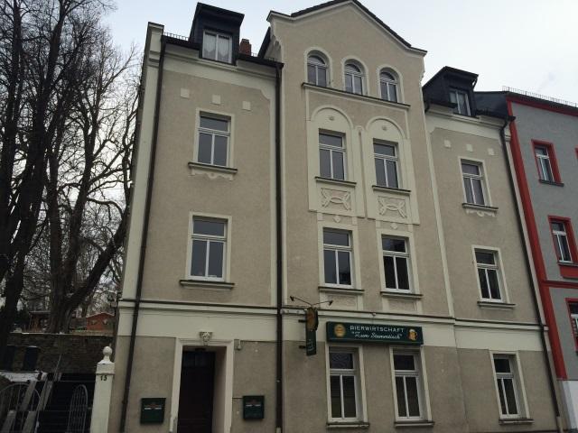 3-Raum-Wohnung mit Balkon im Ostviertel von Gera